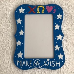 Chi Omega Picture Frame